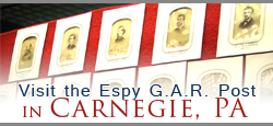 Visit the Espy G.A.R. Post in Carnegie, PA